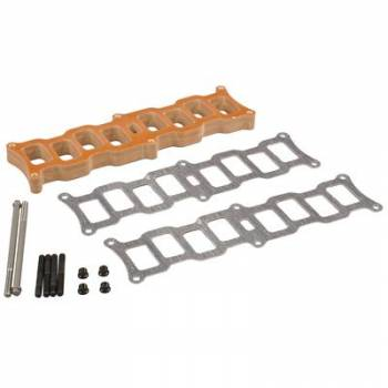 Trick Flow - Trick Flow Phenolic Spacer Kit T/F 5.0L Street Burner/Track