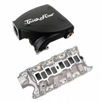 Trick Flow - Trick Flow Intake Manifold Ford 5.0L Streetburner Black