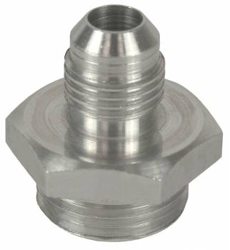 Derale Performance - Derale Aluminum Cooler/Adapter Fitting -6AN x -10AN O-ring