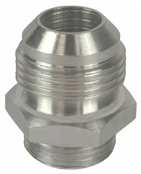 Derale Performance - Derale Aluminum Cooler/Adapter Fitting -10AN x -10AN O-ring