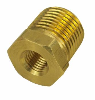 "Derale Performance - Derale 1/2"" Male x 1/8"" Female Adapter"