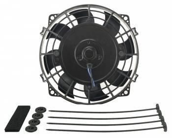 """Derale Performance - Derale 7"""" Tornado Electric Puller Fan, Standard Mounting Kit"""
