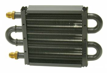 """Derale Performance - Derale 4 Pass 8"""" Series 7000 Copper/Aluminum Cooler, -6AN"""