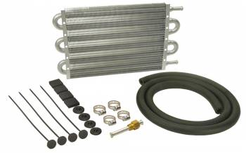 "Derale Performance - Derale 6 Pass 13"" Dyno-Cool Series 6000 Aluminum Transmission Cooler"