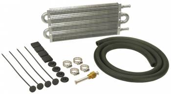 """Derale Performance - Derale 4 Pass 13"""" Dyno-Cool Series 6000 Aluminum Transmission Cooler"""