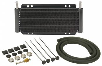 Derale Performance - Derale 9 Row Series 8000 Plate & Fin Transmission Cooler Kit