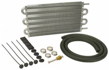 "Derale Performance - Derale 6 Pass 15"" Dyno-Cool Series 6000 Aluminum Transmission Cooler"