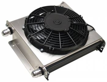 Derale Performance - Derale 40 Row Hyper-Cool Extreme Remote Cooler, -12AN