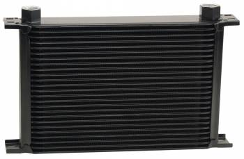 Derale Performance - Derale 25 Row Series 10000 Stack Plate Cooler, -10AN O-ring Female