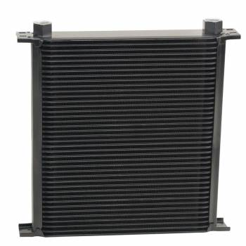 Derale Performance - Derale 40 Row Series 10000 Stack Plate Cooler, -10AN O-ring Female