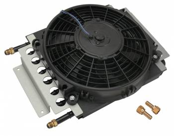 Derale Performance - Derale 8 Pass Electra-Cool Remote Cooler, -6AN Inlets