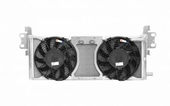 C&R Racing - C&R Racing Heat Exchanger Module w/Fans - Ford Mustang Shelby GT500 2007-14