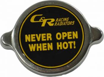C&R Racing - C&R Racing Radiator Cap - Large - 31 lb.