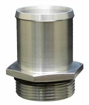 """C&R Racing - C&R Racing Universal Fitting -20 AN Port - 1-1/2"""" OD Inlet"""