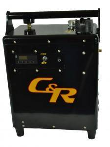 C&R Racing - C&R Racing Portable Engine Heater Unit - Hot Set Up Fittings - 6' Long Hose Kit