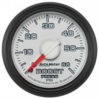 """Auto Meter - Auto Meter 2-1/16"""" Boost Gauge - Dodge Factory Match"""
