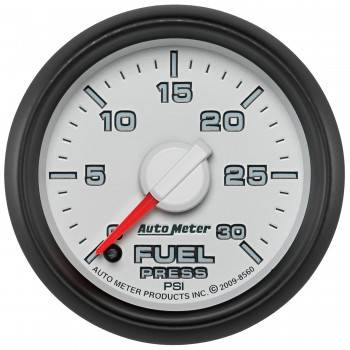 "Auto Meter - Auto Meter 2-1/16"" Fuel Press Gauge - Dodge Factory Match"