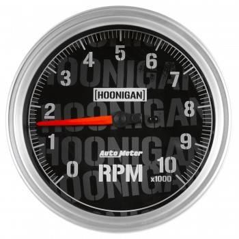 "Auto Meter - Auto Meter 5"" Tachometer 10K RPM Hoonigan Series"