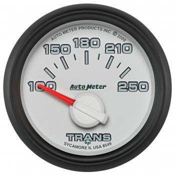 "Auto Meter - Auto Meter 2-1/16"" Trans Temp Gauge - Dodge Factory Match"