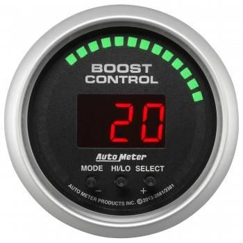 """Auto Meter - Auto Meter 2-1/16"""" Boost Controller - Sport Comp/Sport Comp II"""
