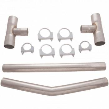 "Flowmaster - Flowmaster Balance Pipe Kit for 2.50"" Tubing"