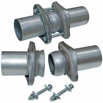 "Flowmaster - Flowmaster Header Collector Ball Flange Kit - 3.00"" to 3.00"""