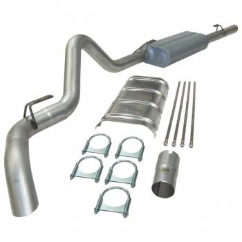 Flowmaster - Flowmaster Force II Single Exhaust System - 1988-92 Chevy/GMC 1500/2500 5.7L