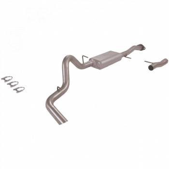 Flowmaster - Flowmaster American Thunder Single Exhaust System - 1992-95 Chevy Blazer/GMC Jimmy 5.7L