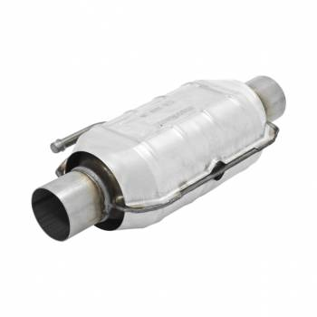 "Flowmaster - Flowmaster Catalytic Converter - Universal - 220 Series - 2.25"" Inlet/Outlet - 49 State"