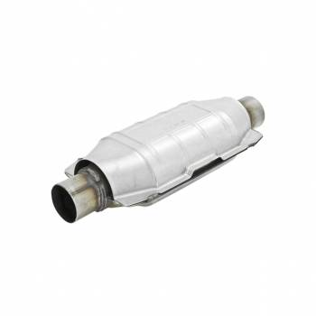 "Flowmaster - Flowmaster Catalytic Converter - Universal - 225 Series - 2.50"" Inlet/Outlet - 49 State"