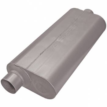 "Flowmaster - Flowmaster 70 Series Big Block II Muffler - 3"" Offset - Inlet/Center Outlet"