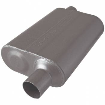 "Flowmaster - Flowmaster 40 Series Muffler - 2.25"" Offset - Inlet / Opposite Side Offset - Outlet"