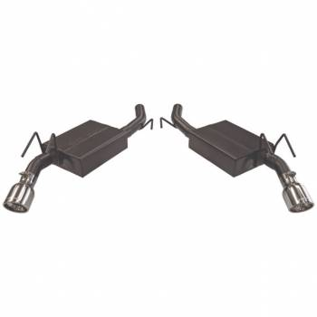 Flowmaster - Flowmaster American Thunder Axle-Back Dual Exhaust System - 2010-14 Chevy Camaro 3.6L V6