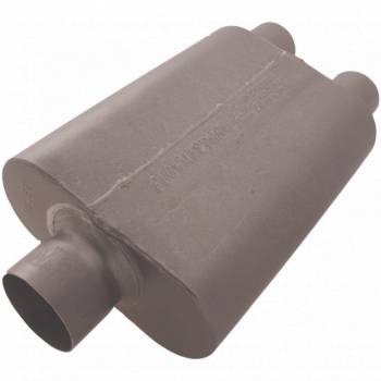 "Flowmaster - Flowmaster Super 44 Delta Flow Muffler - 3"" Center Inlet / 2.5 Dual Outlet"
