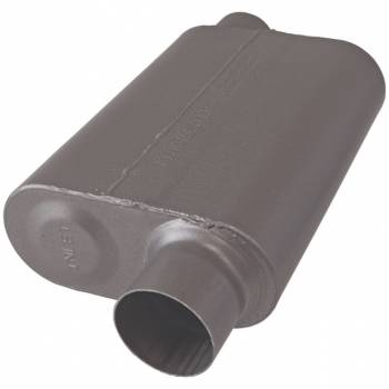 "Flowmaster - Flowmaster Super 44 Delta Flow Muffler - 3"" Offset - Inlet / 3"" Opposite Side Offset Outlet"