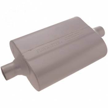 "Flowmaster - Flowmaster 40 Series Delta Flow Muffler - 2"" Center Inlet / Outlet"