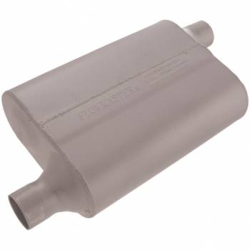 "Flowmaster - Flowmaster 40 Series Delta Flow Muffler - 2"" Offset - Inlet / Opposite Side Offset Outlet"