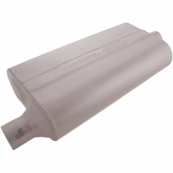"Flowmaster - Flowmaster 50 Series Delta Flow Muffler - 2"" Offset - Inlet / Center Outlet"