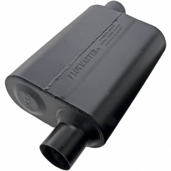 "Flowmaster - Flowmaster Super 44 Delta Flow Muffler - 2.25"" Offset - Inlet / Opposite Side Offset Outlet"