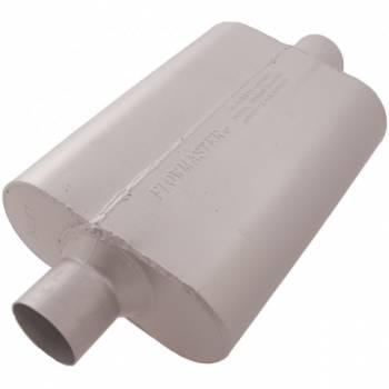 "Flowmaster - Flowmaster 40 Series Delta Flow Muffler - 2.5"" Center Inlet / Outlet"