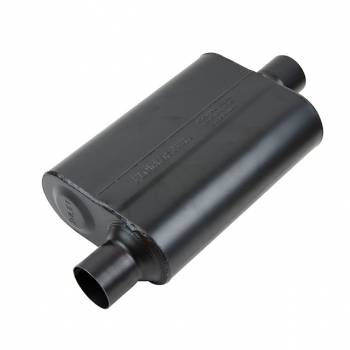 "Flowmaster - Flowmaster Super 44 Delta Flow Muffler - 2.5"" Offset - Inlet / Center Outlet"