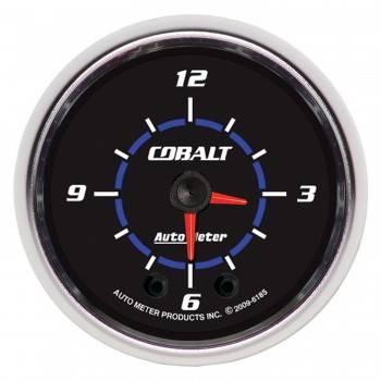 Auto Meter - Auto Meter Cobalt Clock - 2-1/16 in.