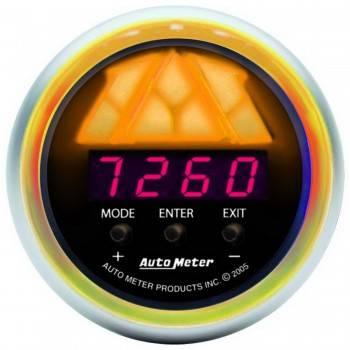 """Auto Meter - Auto Meter Sport-Comp Pro Shift Lite Gauge - 2-1/16"""""""