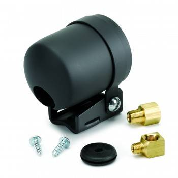 "Auto Meter - Auto Meter 2-1/16"" Black Mounting Cup"