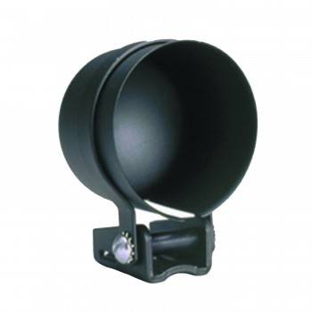"Auto Meter - Auto Meter 2-5/8"" Black Mounting Cup"