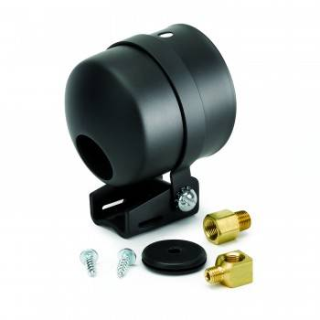 "Auto Meter - Auto Meter Pro-Comp 2-5/8"" Black Mounting Cup"