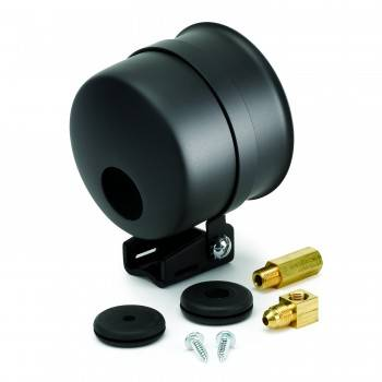"Auto Meter - Auto Meter Pro-Comp 3-3/8"" Black Mounting Cup"