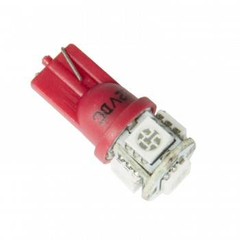 Auto Meter - Auto Meter LED Replacement Bulb - Red