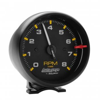 "Auto Meter - Auto Gage Tachometer - 3-3/8"""