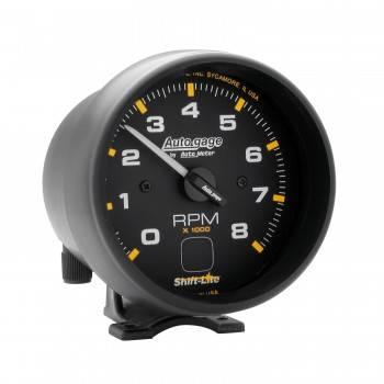 Auto Meter - Auto Gage Shift-Lite Tachometer - 3-3/8 in.